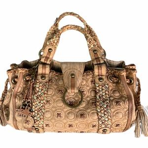 Isabella Fiore Bags - Isabella Fiore hugs and kisses Sydney tote bag